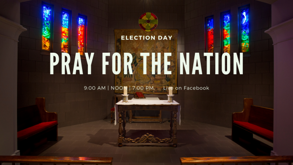 Election Day: Pray for the Nation